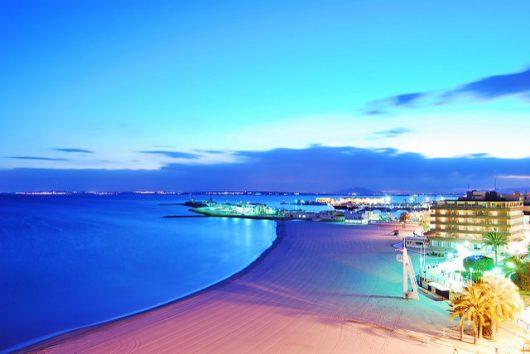 Santa Pola Beaches